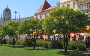 group of restaurants in Belem Lisbon